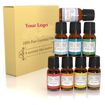 Top 8 100% Pure Therapeutic Grade Essential Oils Gift Set